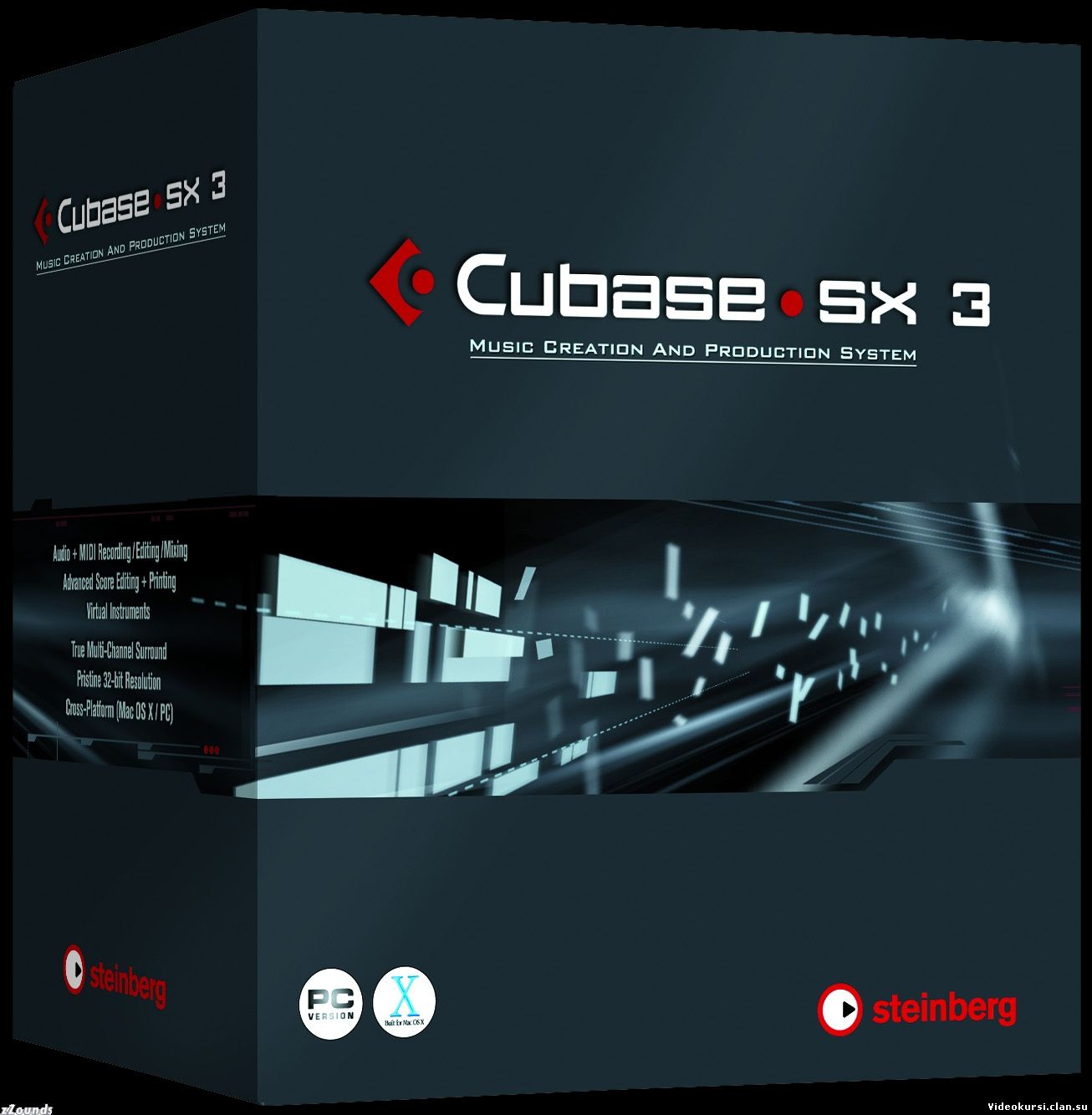 Steinberg Cubase SX 3.